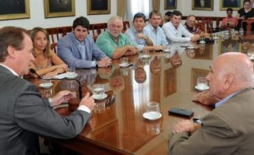 LA PROVINCIA OTORGÓ UN IMPORTANTE CRÉDITO A LA COOPERATIVA EL PROGRESO DE LUCAS GONZÁLEZ