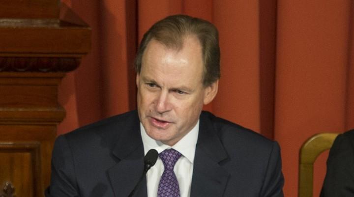Bordet repudió la intervención del PJ y alertó sobre el avasallamiento a los partidos políticos