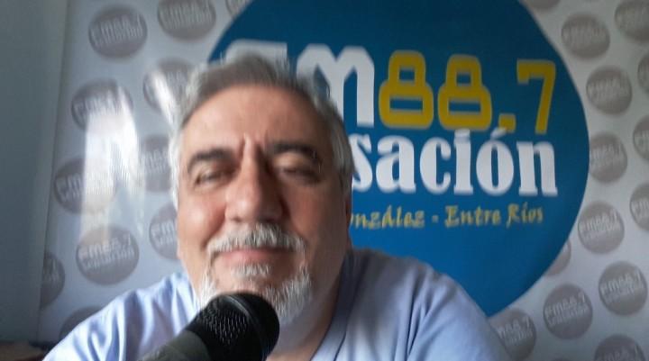 EL PERIODISTA DE NUESTRO MEDIO  RICARDO DELGADO ENTREVISTADO POR ANGEL PONCE DE INFOCONTENIDOS ACERCA DEL NEPOTISMO DEL INTENDENTE HANEMANN