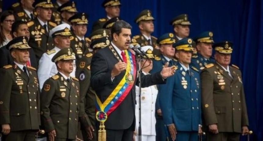 FALLIDO ATENTADO CONTRA NICOLÁS MADURO