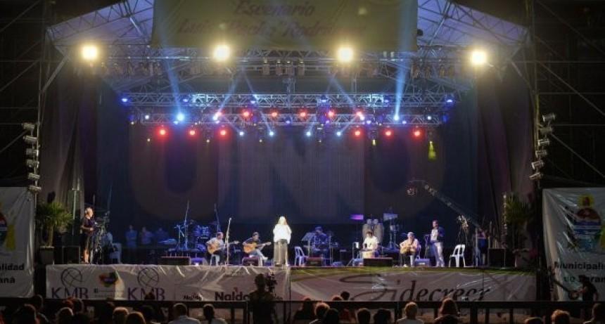 Por ley, obligarán al Estado a contratar como mínimo un 50 por ciento de artistas entrerrianos en festivales