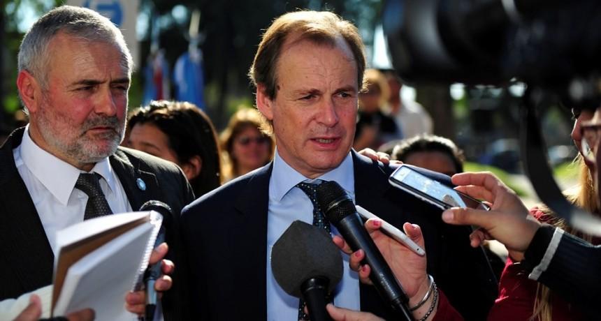 """Bordet dijo que la eliminación del Fondo Sojero fue una decisión """"unilateral e inconsulta"""""""