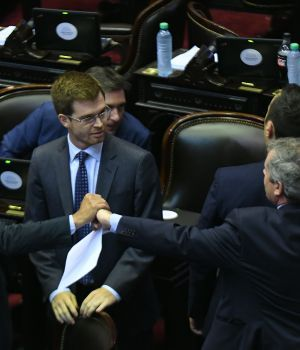 Diputados aprobó la reforma tributaria
