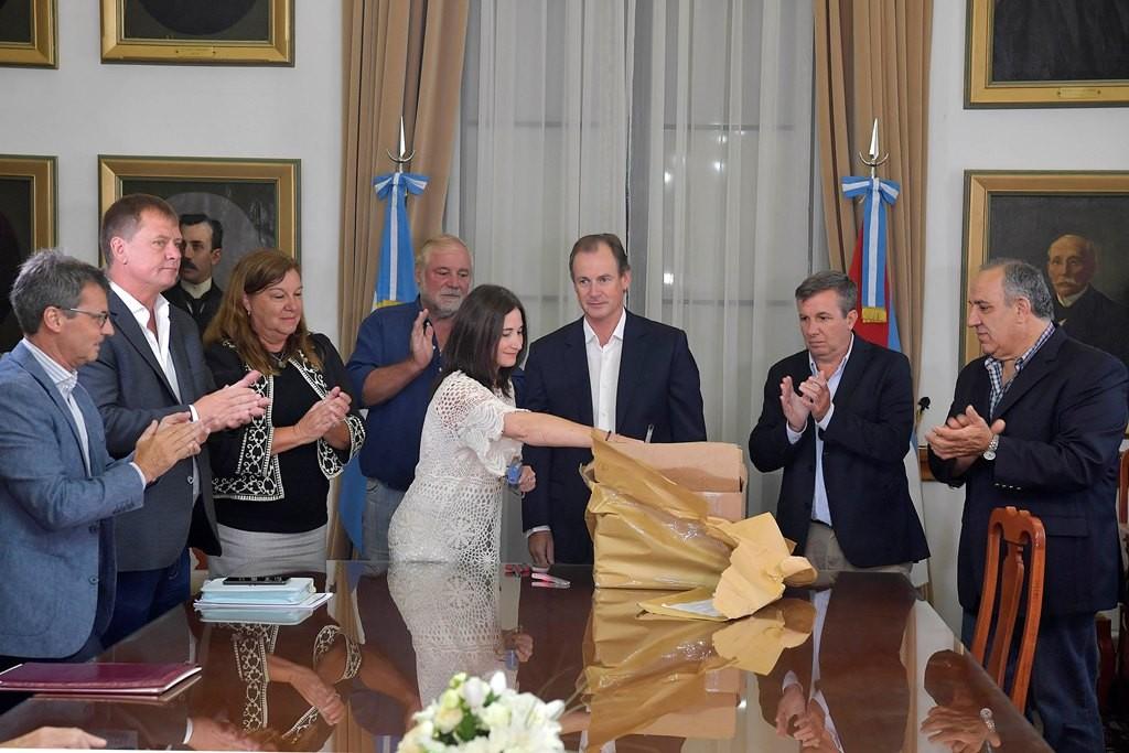 Tres empresas presentaron sus ofertas para la reconstrucción de puentes en el departamento Nogoyá