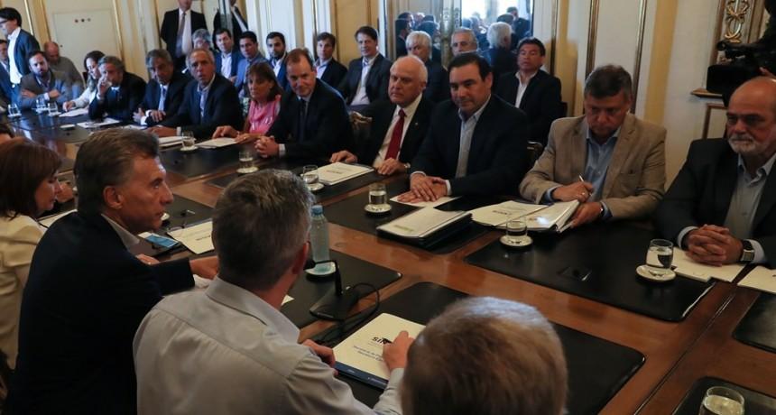 Bordet acordó con Nación medidas de contención para sectores afectados por las inundaciones