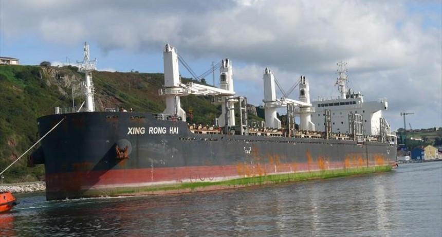 Comienza la primera exportación del añodesde los puertos entrerrianos