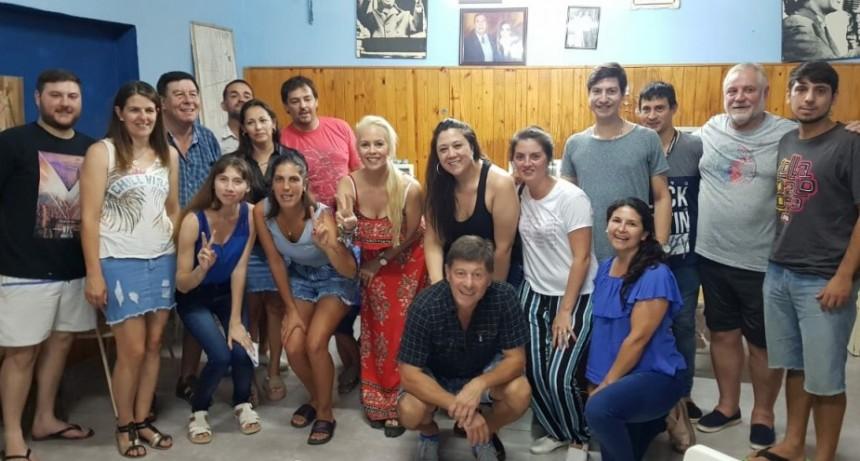 LISTA COMPLETA DEL PJ EN LUCAS GONZALEZ