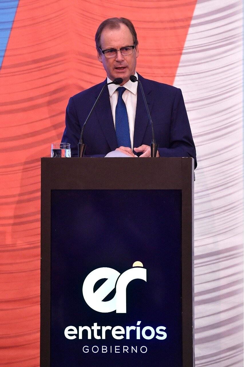 Bordet convocó a un debate multisectorial por lasustentabilidad del sistema previsional