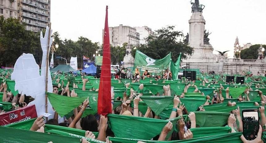 La Casa Rosada reiteró su posición de avanzar en la despenalización y legalización