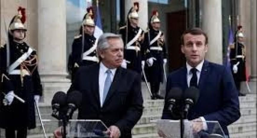 Fernández cierra la gira europea con apoyos clave para la renegociación de la deuda