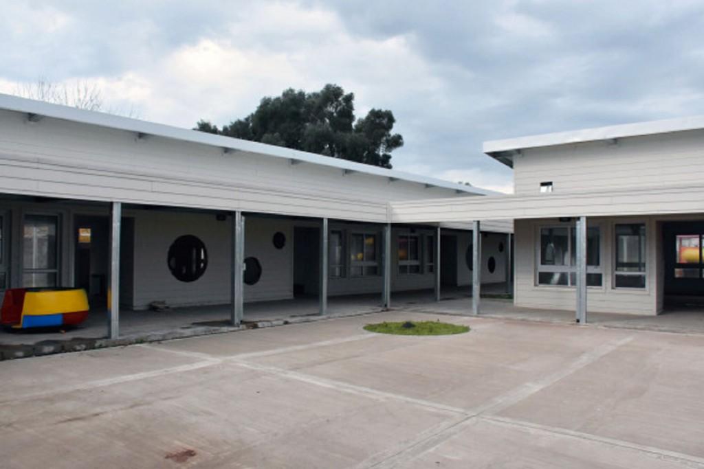 Recorren establecimientos educativos para garantizar las condiciones sanitarias