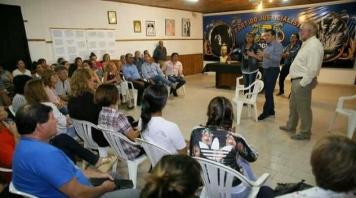 ASAMBLEA DEL PERONISMO DEL DEPARTAMENTO NOGOYÁ