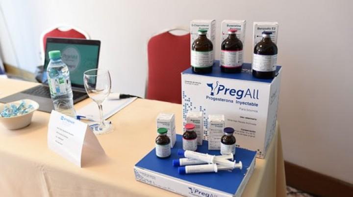 Lanzamiento de la primera progesterona inyectable