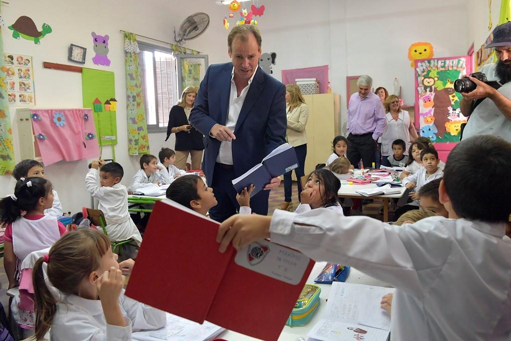 La provincia vuelve a aumentar las partidas para comedores escolares