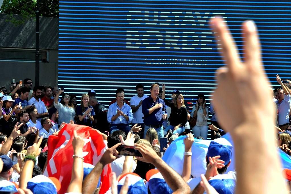 Bordet afirmó que abre en la provincia una oportunidad histórica para los jóvenes