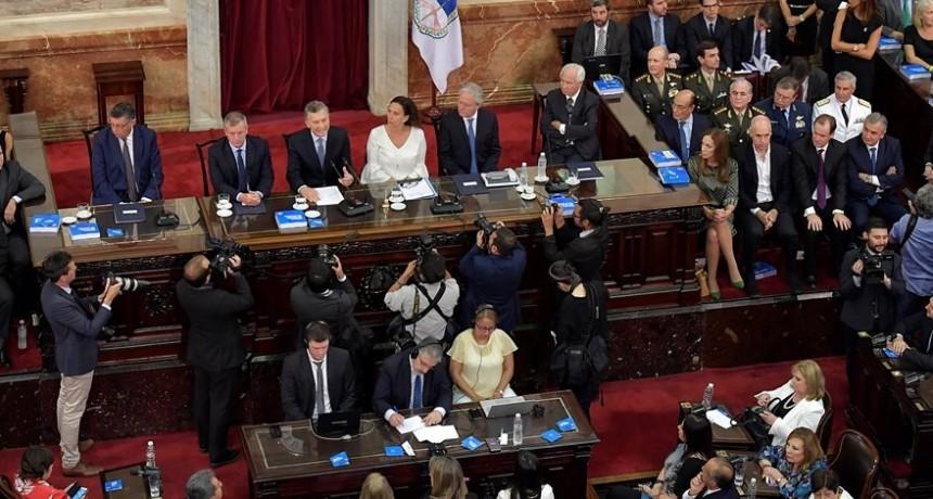 Preocupó a Bordet el discurso de Macri