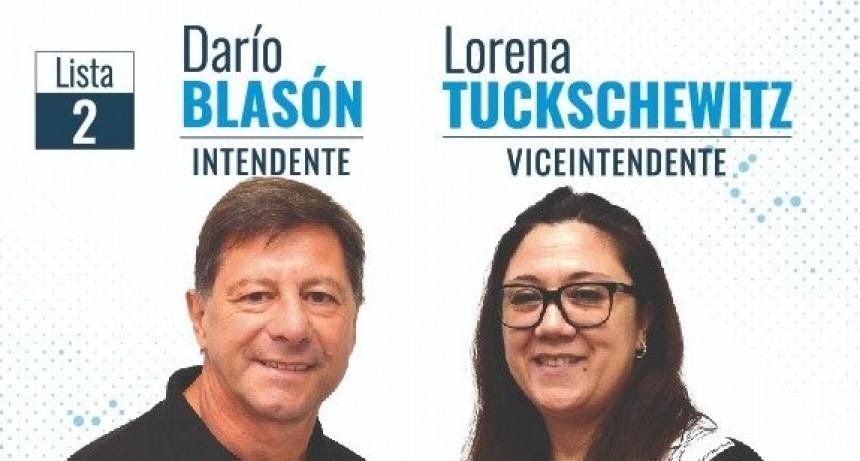 DARÍO BLASÓN: