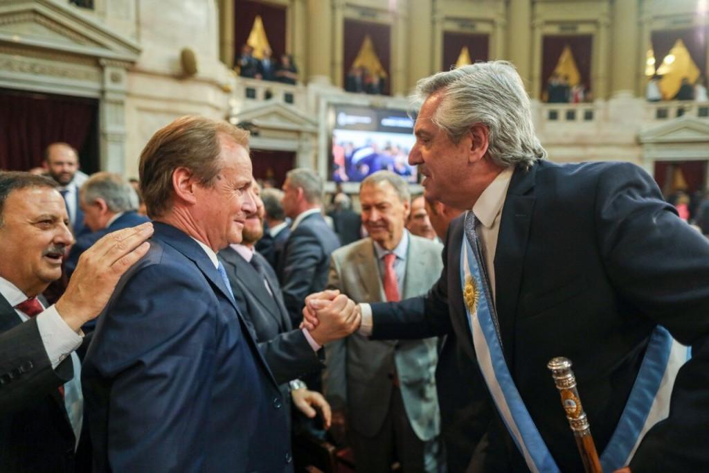 Alberto Fernández se reúne con Bordet y el resto de los gobernadores