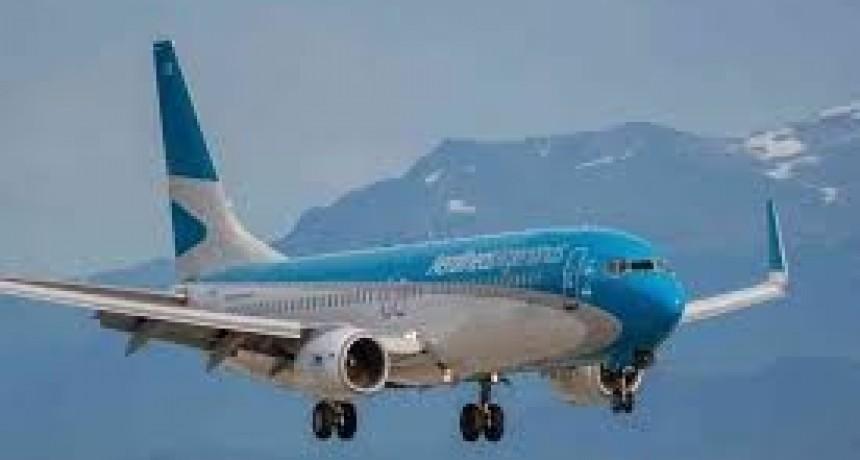 Aerolíneas Argentinas suma 15 nuevos vuelos especiales y ya son 32