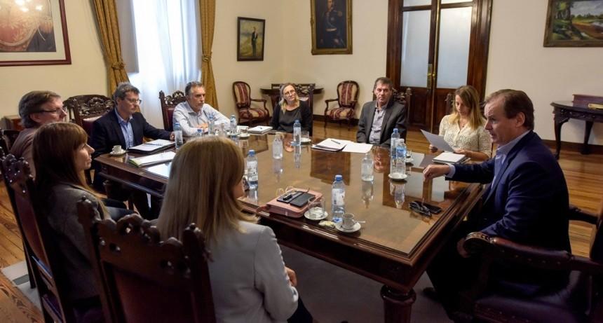 REUNIÓN DE GABINETE : se trataron temas de interés