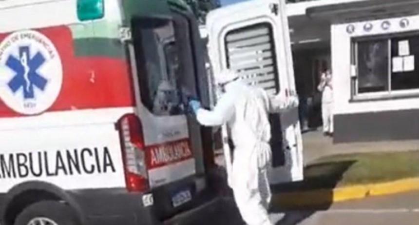 Un simulacro por coronavirus causó gran revuelo en Nogoyá