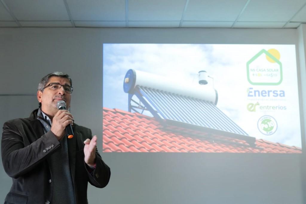 Enersa promoverá la financiación de termotanques solares