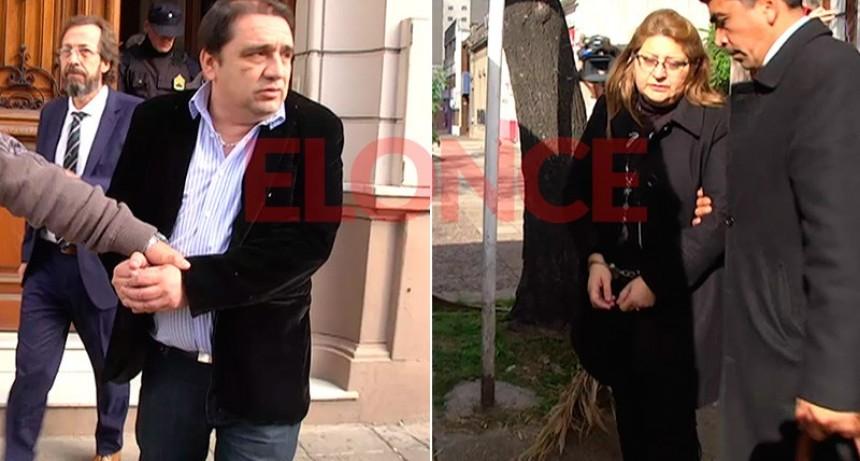 Causa Celis-Varisco: detuvieron a Hernández y a Bordeira