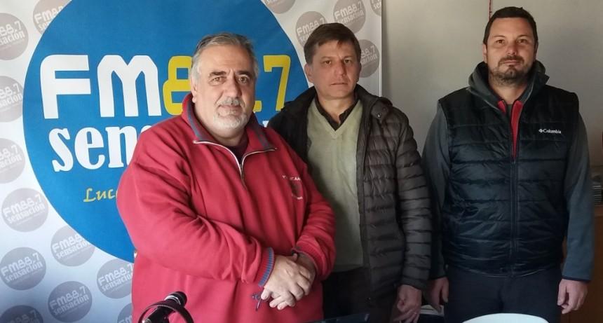 LA COOPERATIVA EL PROGRESO Y BOMBEROS VOLUNTARIOS DE LUCAS GONZÁLEZ ORGANIZAN UNA NUEVA JORNADA DE RCP