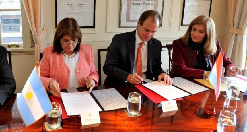 Entre Ríos y Nación acordaron trabajar en conjunto contra el narcotráfico