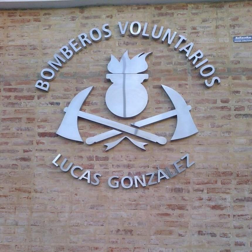 BOMBEROS VOLUNTARIOS DE LUCAS GONZÁLEZ DEJAN LA MESA DE EMERGENCIAS LOCAL