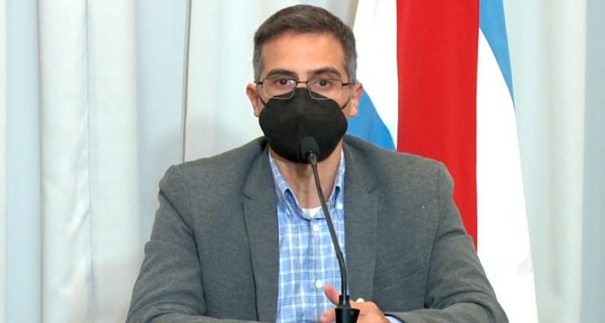 Bajó la cantidad de contagios en Entre Ríos y descendieron los ingresos en UTI
