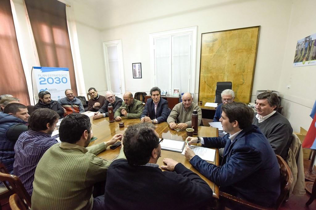 Desde la Mesa de Enlace valoraron la reunión con el gobierno