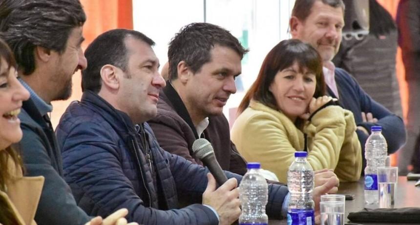 Concordia expresó su apoyo a Kueider y se organiza de cara al tramo final de la campaña
