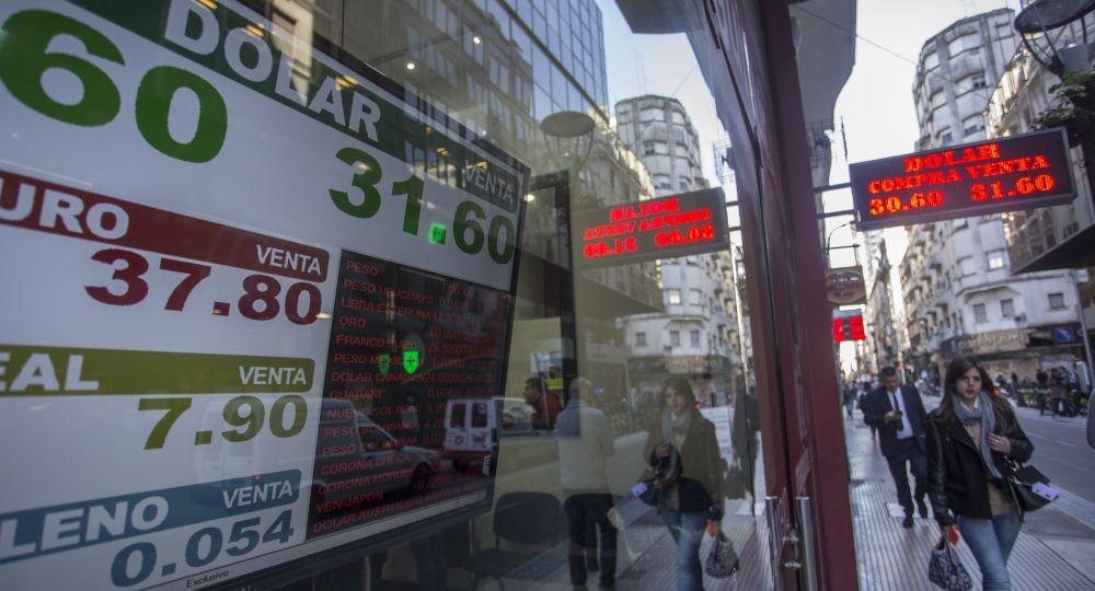 El BCRA vendió u$s 210 millones para contener al dólar, que igual marcó nuevo récord de $ 31,57