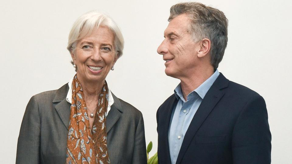 Macri imputado por el acuerdo con el FMI