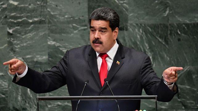 Maduro le puso los puntos a Trump
