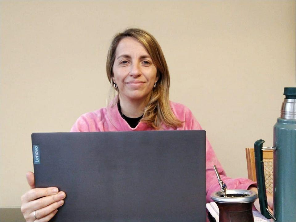 LA VICEGOBERNADORA DE ENTRE RÍOS TIENE CORONAVIRUS