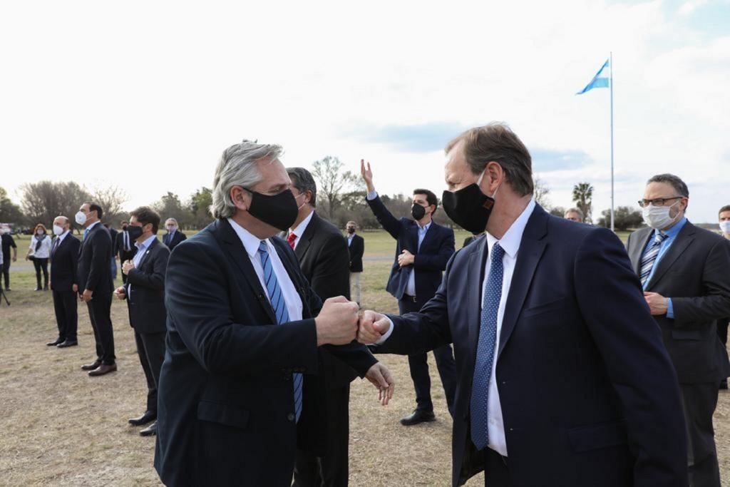 """Bordet sobre la distribución de recursos: """"Hay que ver la Argentina como un todo"""""""