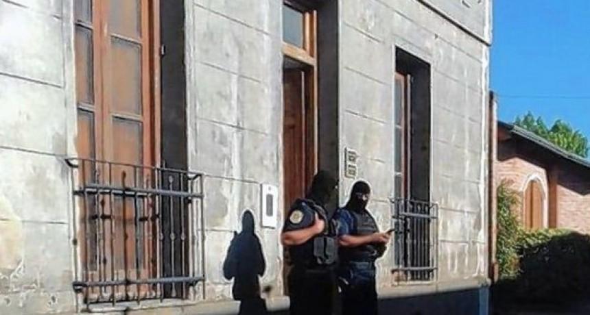 Causa narco: imputan al titular del Colegio de Abogados de Nogoyá