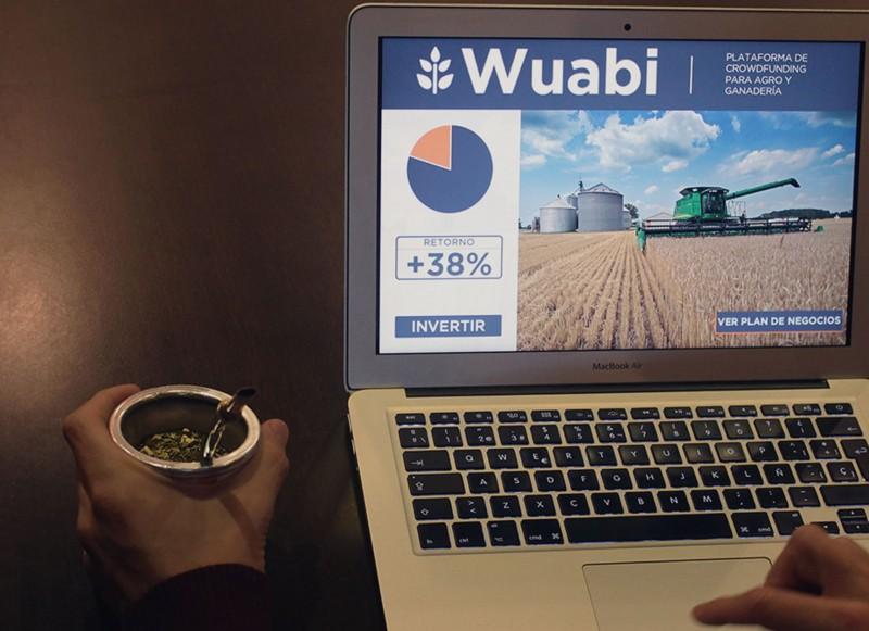 Lanzan una nueva plataforma de financiamiento colectivo para el agro
