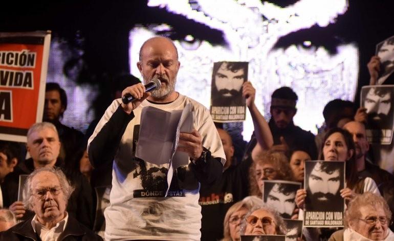 ÚLTIMO MOMENTO: conferencia de prensa de Sergio Maldonado en Esquel