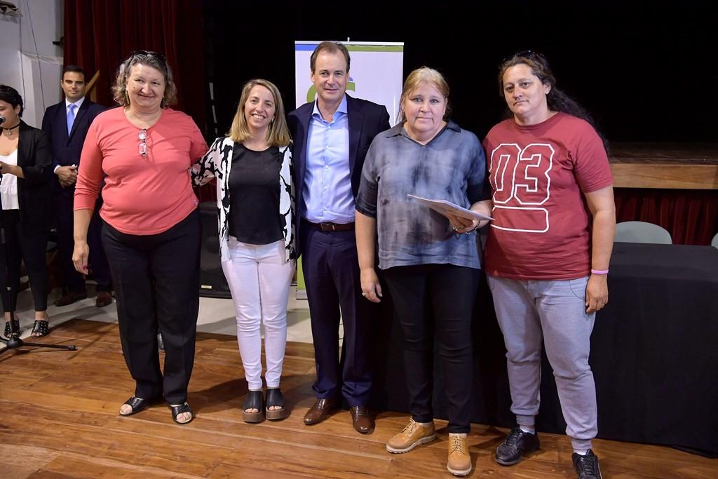 Bordet garantizó derechos sociales a las familias entrerrianas