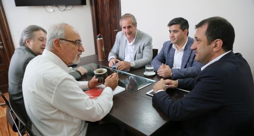 Entre Ríos planifica estrategias de desarrollo productivo con Uruguay