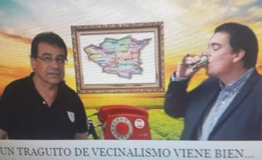 HANEMANN COQUETEA CON CAMBIEMOS PARA TRATAR DE SER SENADOR