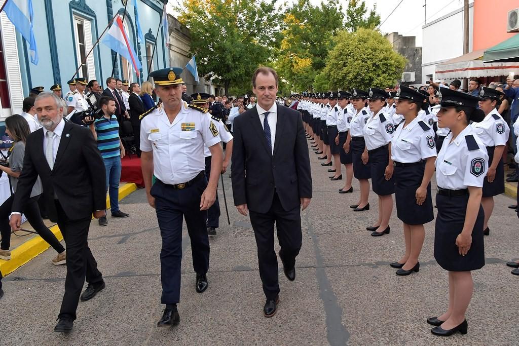 Bordet ratificó el compromiso del gobierno en la lucha contra la violencia de género
