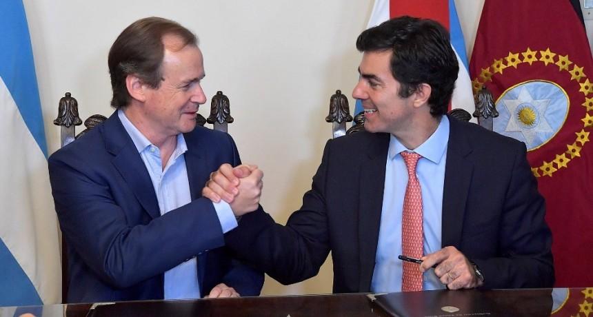El Gobernador de Salta visitó Entre Ríos