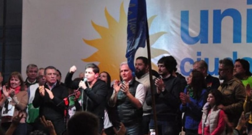 Unidad Ciudadana pide elecciones unificadas