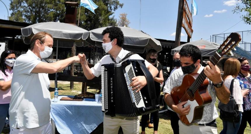 Bordet anunció el lanzamiento de la temporada turística en Entre Ríos en la primera semana de diciembre