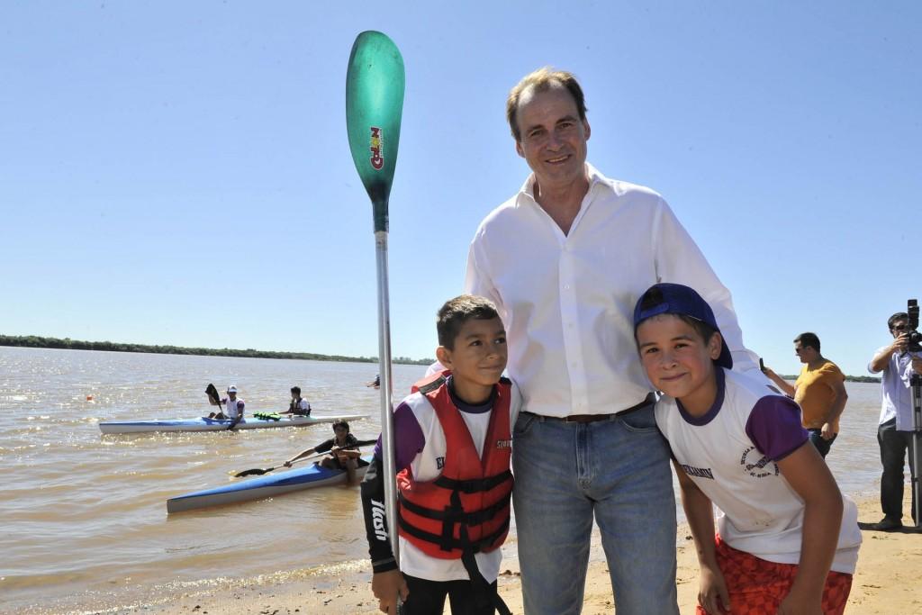 Se inauguró la temporada turística y se puso en marcha el operativo Verano Seguro en Entre Ríos
