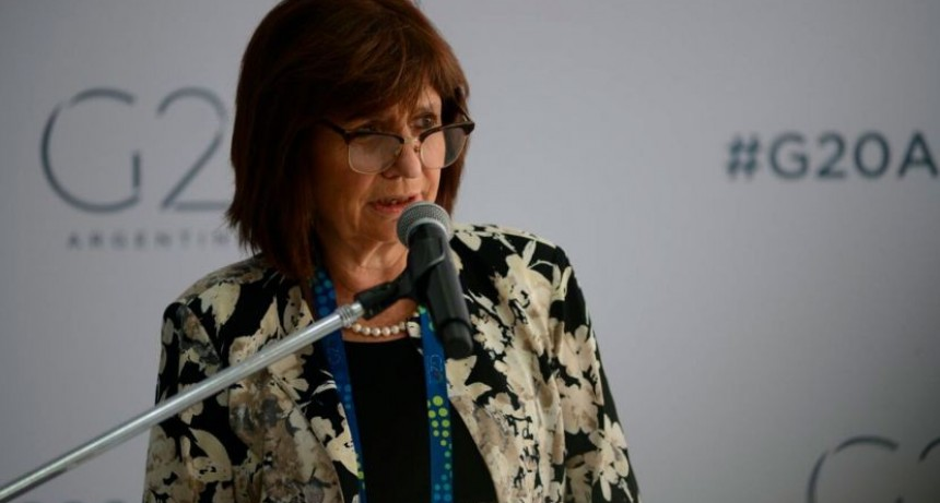 Un juez porteño declaró inconstitucional la resolución de Patricia Bullrich